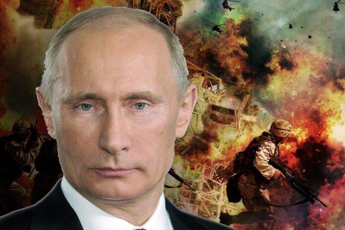 Ukraina wojna putin