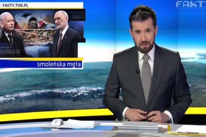 Fakty TVN o Smoleńsku