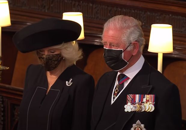 książę filip pogrzeb