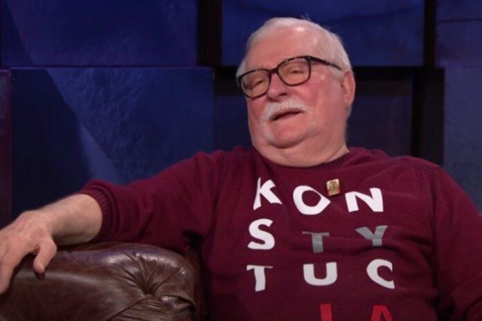 Lech Wałęsa o miejsu pochówku