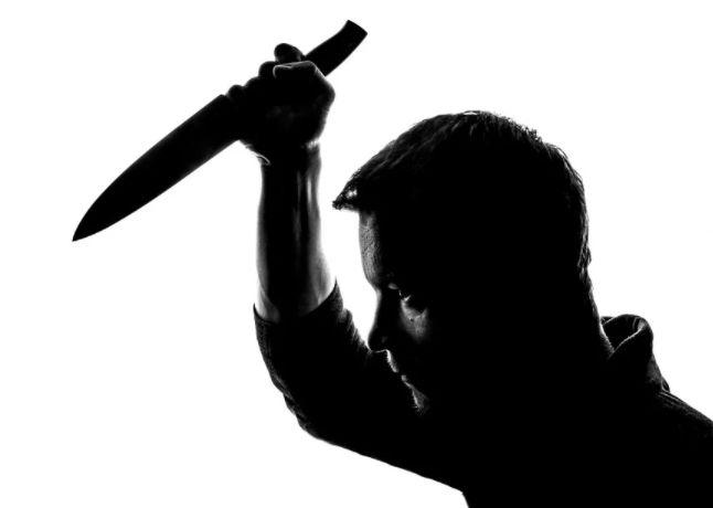 nóż zabójstwo