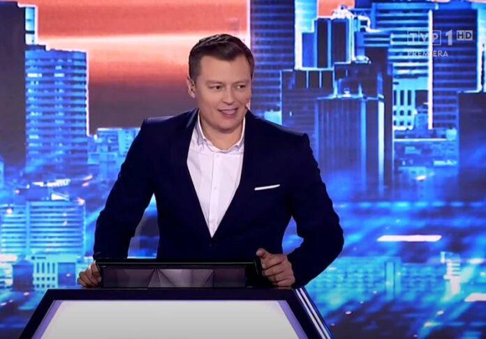 Rafał Brzozowski w klubie dla gejó