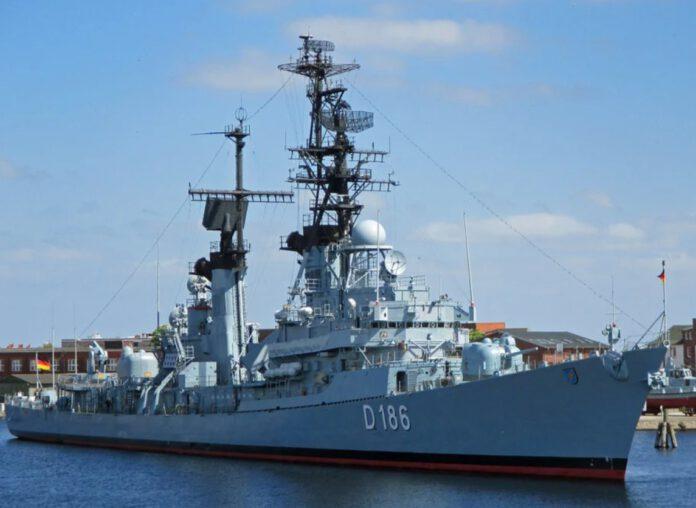 Rosja ostrzelała brytyjski okręt