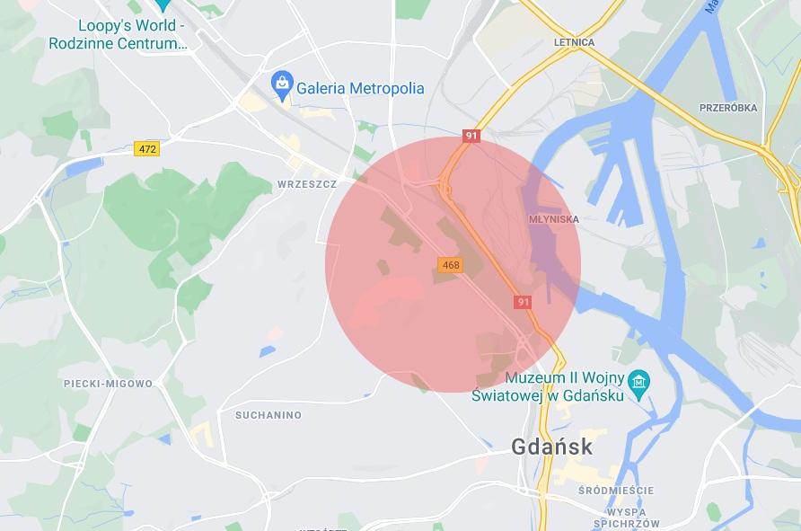 gwałt w Gdańsku