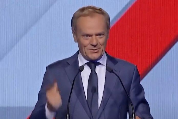 Donald Tusk został dziadkiem
