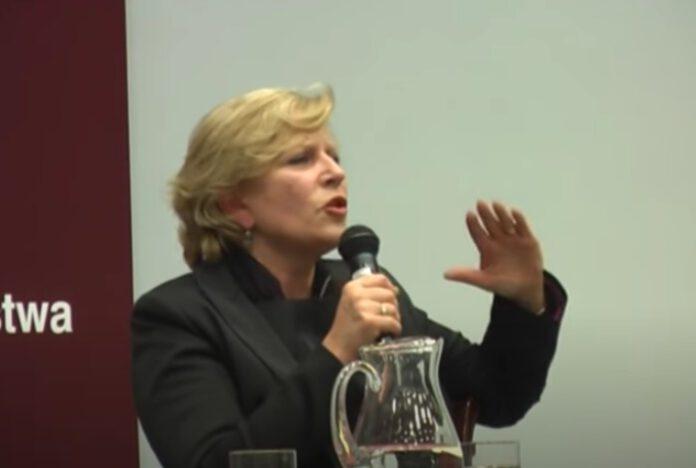 Krystyna Janda mówi o lekach