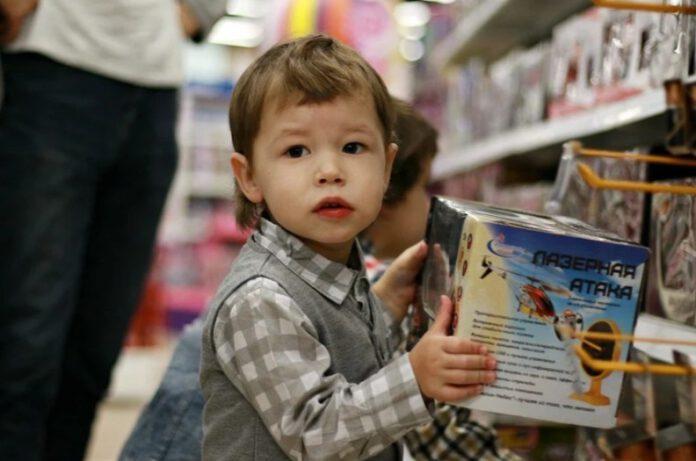 śmierć dziecka w supermarkecie