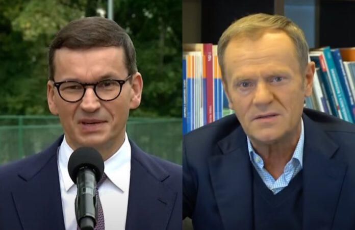 Mateusz Morawiecki o Donaldzie Tusku