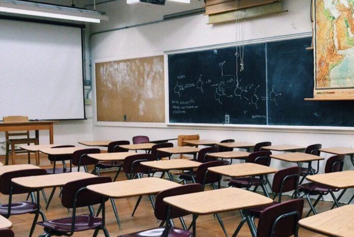 nauka zdalna w pierwszej szkole