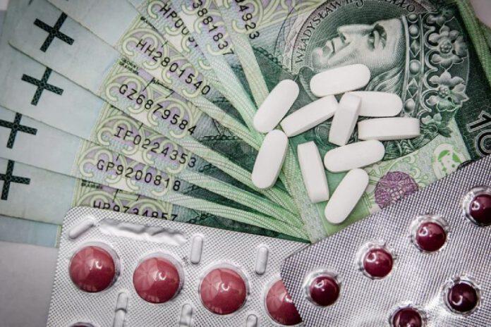 paragony za leki